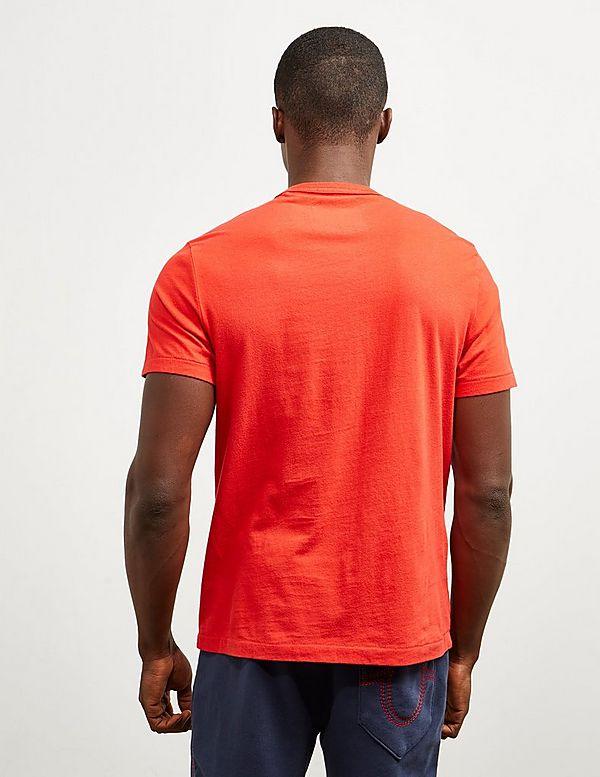 True Religion Script Short Sleeve T-Shirt