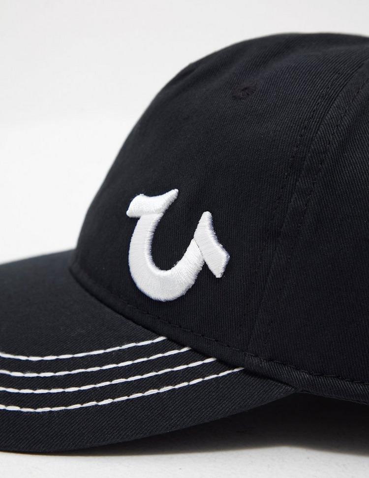 True Religion Shoe Logo Cap