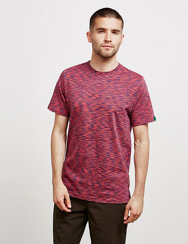 PS Paul Smith Space Dye Short Sleeve T-Shirt
