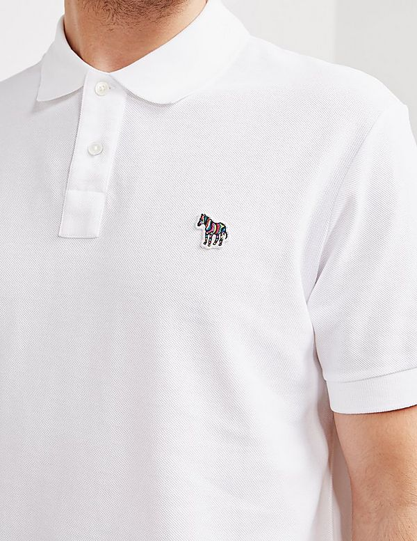 PS Paul Smith Zebra Short Sleeve Polo Shirt