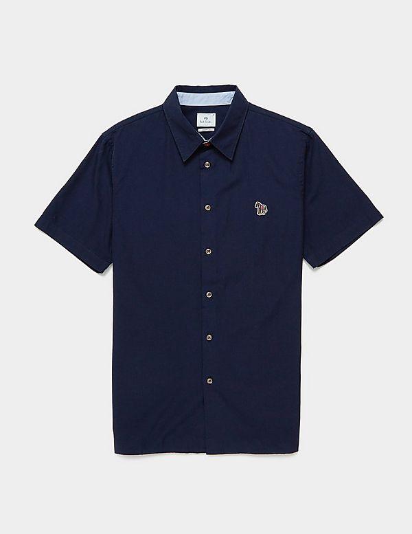PS Paul Smith Zebra Short Sleeve Shirt