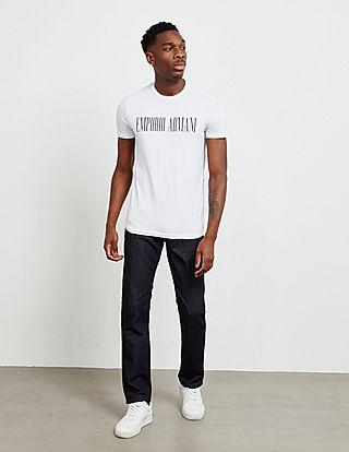 Emporio Armani J06 Slim Mono Jeans