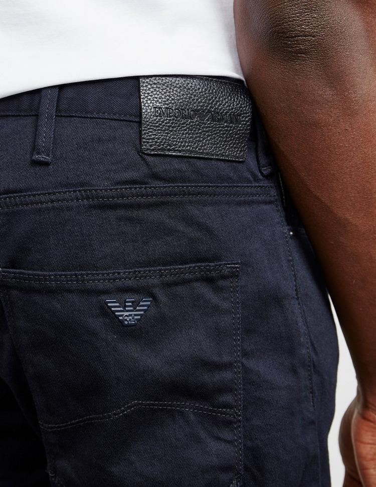 Emporio Armani J06 Slim Tonal Jeans