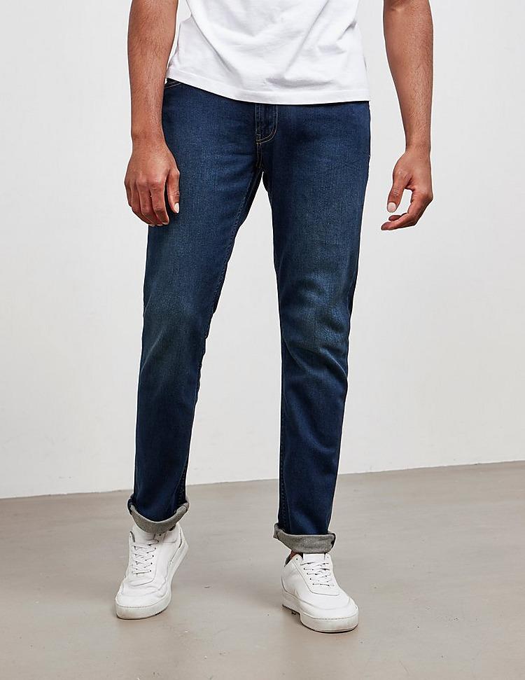 Emporio Armani J15 Gold Straight Jeans