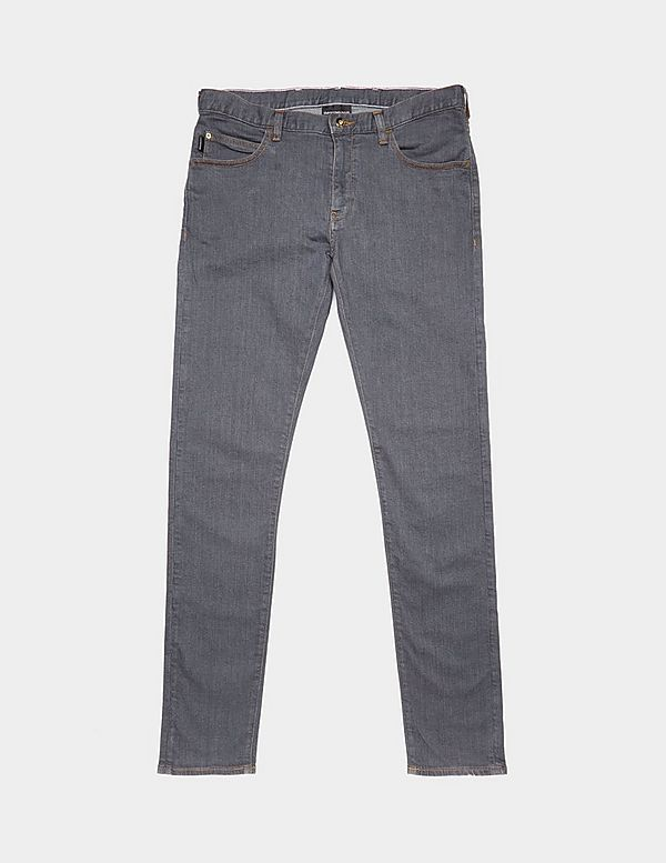 Emporio Armani J10 Gold Skinny Jeans