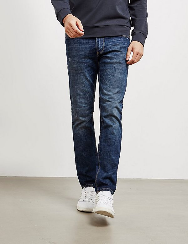 Emporio Armani J06 Slim Bronze Jeans