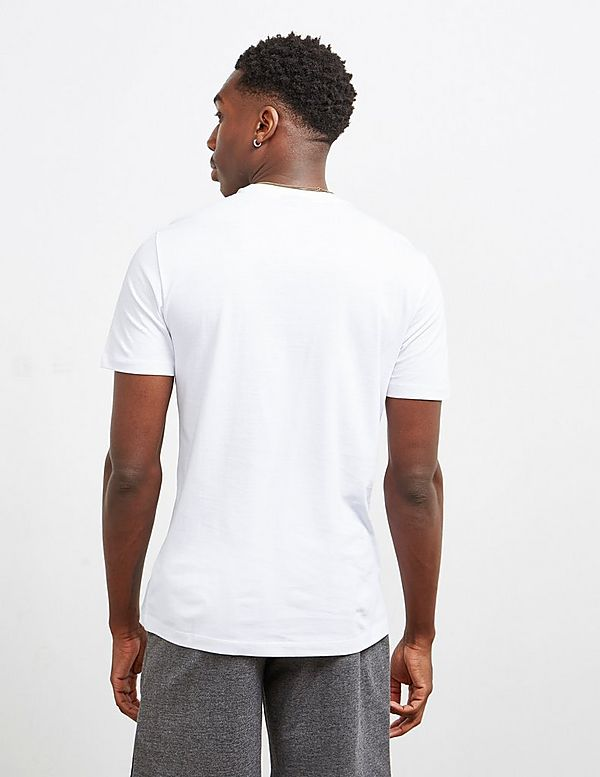 Emporio Armani Mirror Eagle Short Sleeve T-Shirt