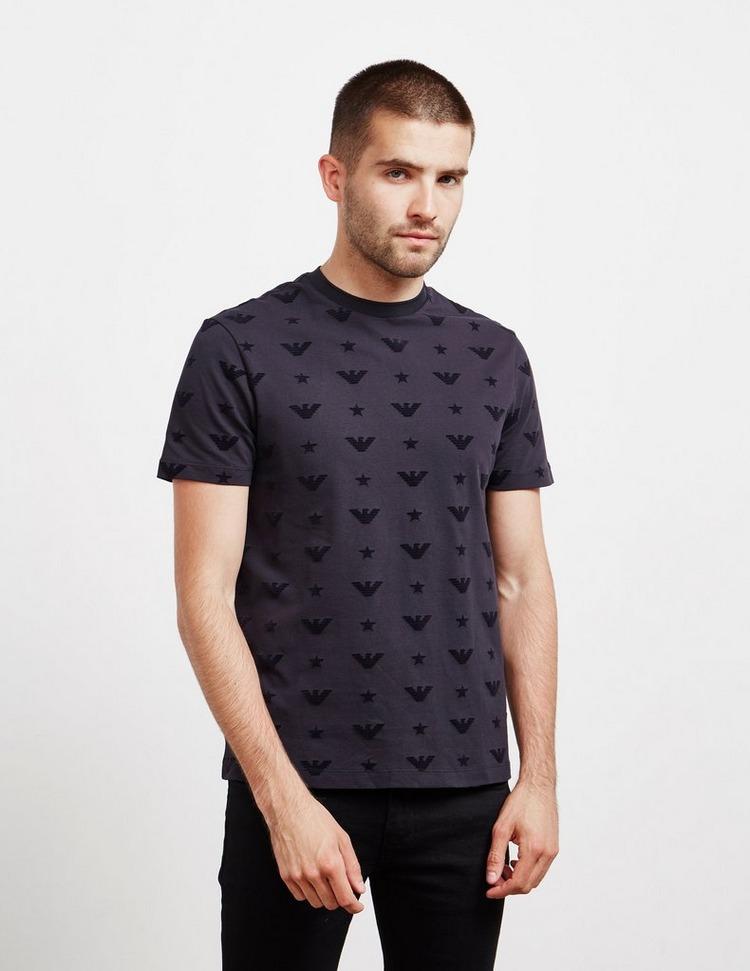 Emporio Armani Eagle Short Sleeve T-Shirt