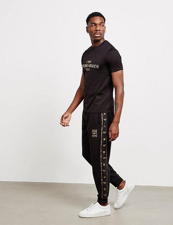 Emporio Armani Milan Short Sleeve T-Shirt