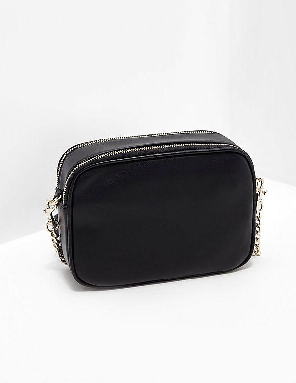 Versace Jeans Couture Print Shoulder Bag