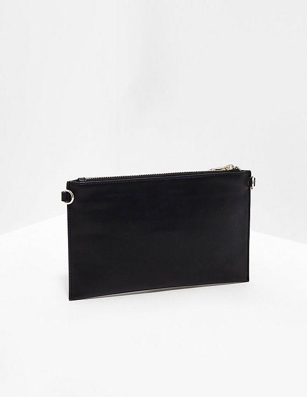 Versace Jeans Couture Print Clutch Bag