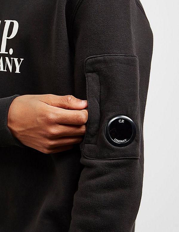 CP Company Logo Sweatshirt