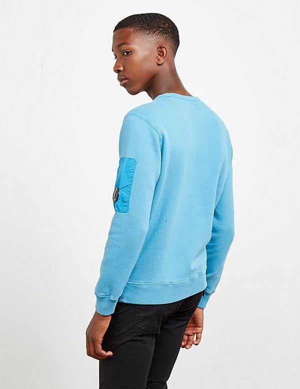 CP Company Box Logo Sweatshirt