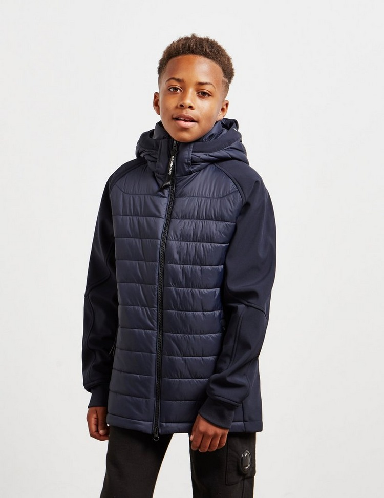 CP Company Goggle Quilt Jacket