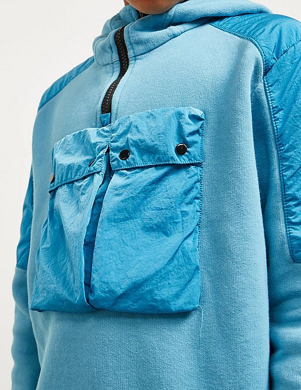 CP Company Metallic Pocket Overhead Jacket