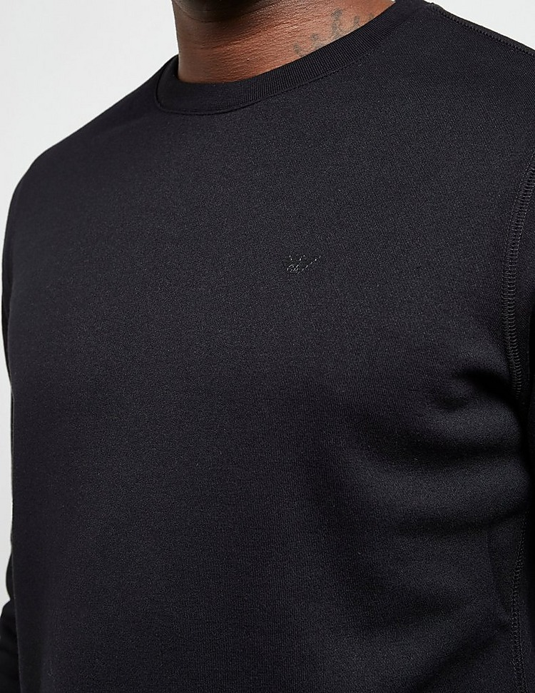 Emporio Armani Basic Fleece Crew