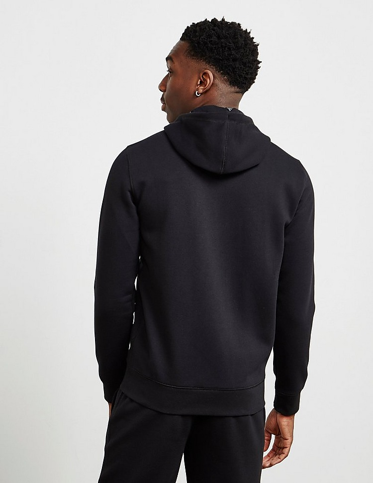 Emporio Armani Basic Fleece Zip Hoodie