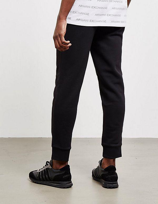 Emporio Armani Basic Fleece Cuff Pants
