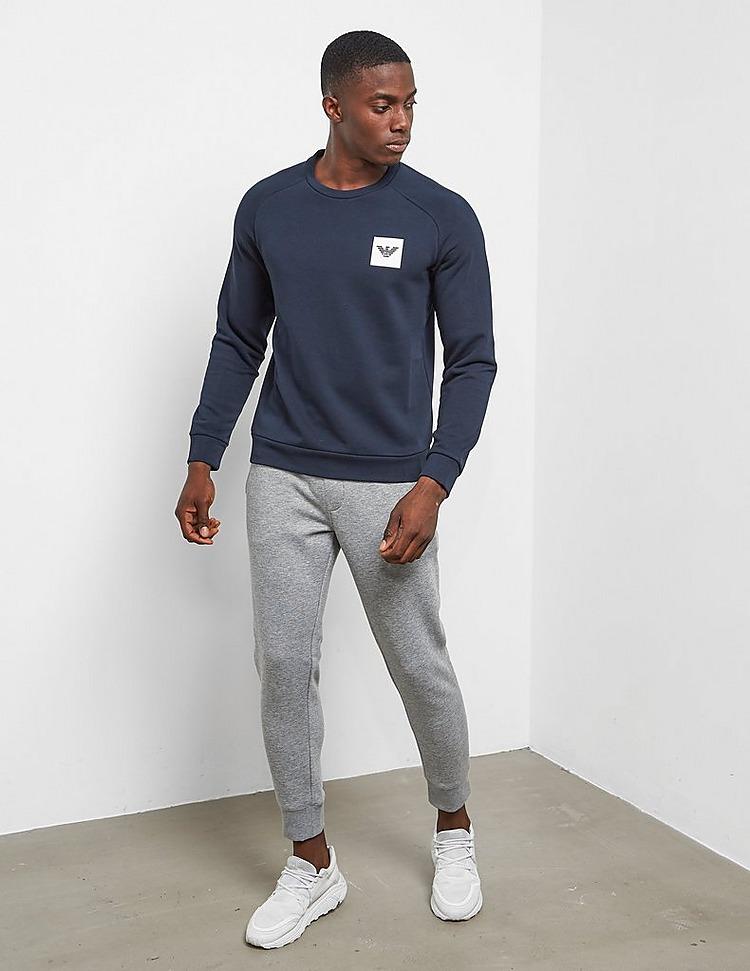Emporio Armani Patch Eagle Sweatshirt