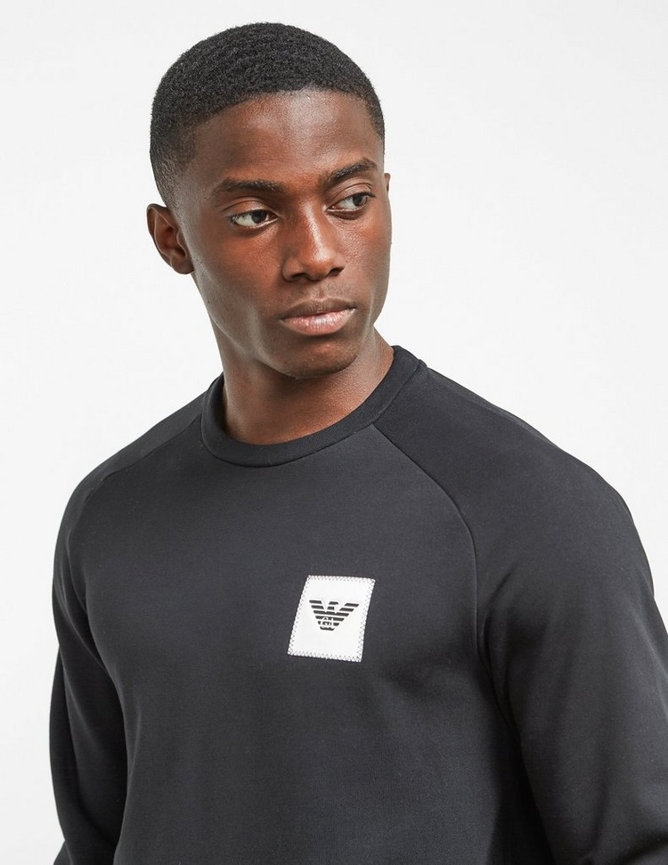Emporio Armani Patch Eagle Sweatshirt