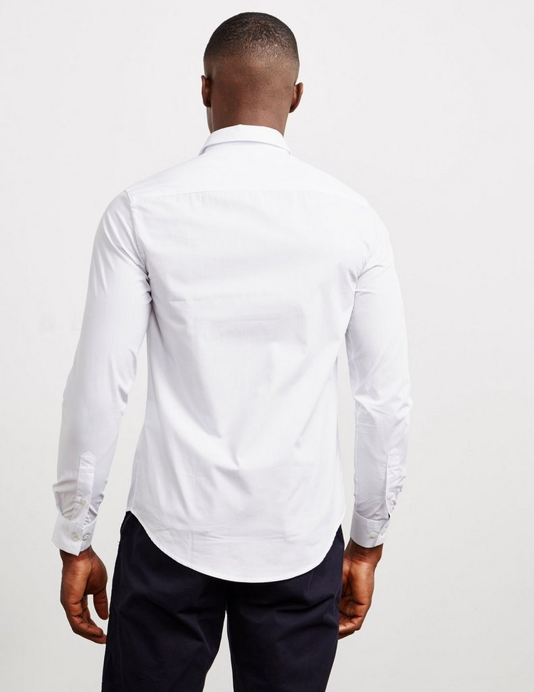 Emporio Armani Tip Shoulder Long Sleeve Shirt