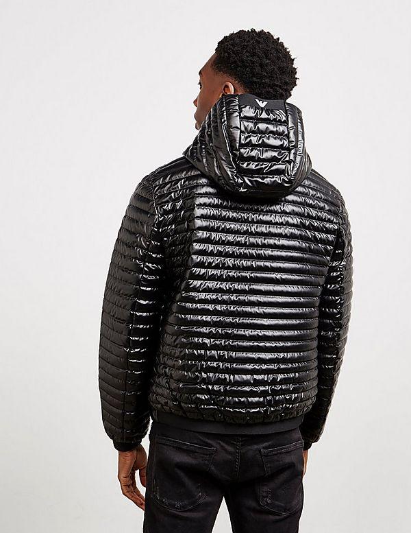 Emporio Armani Shine Baffle Jacket