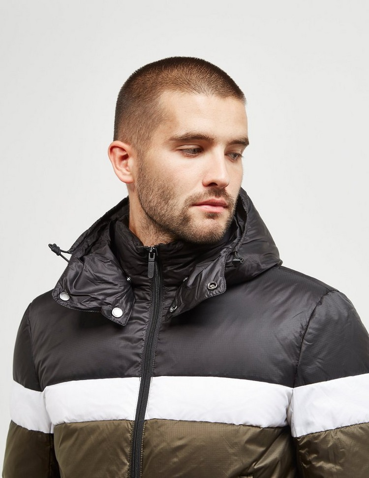 Emporio Armani Block Down Padded Jacket