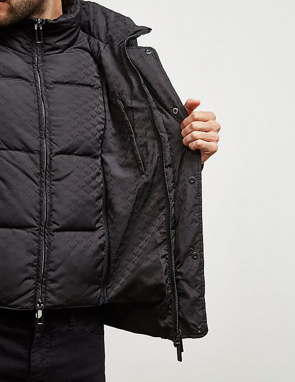 Emporio Armani Eagle Padded Jacket