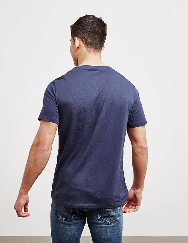 Armani Exchange Panel Short Sleeve T-Shirt