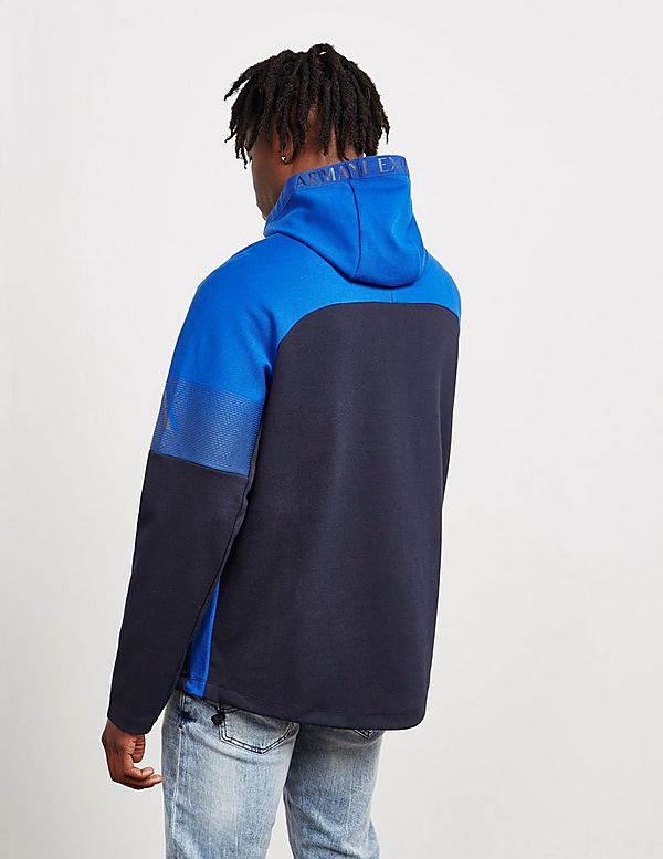 Armani Exchange Panel Hoodie