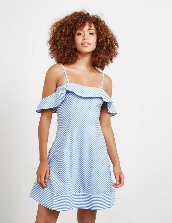 Armani Exchange Stripe Dress