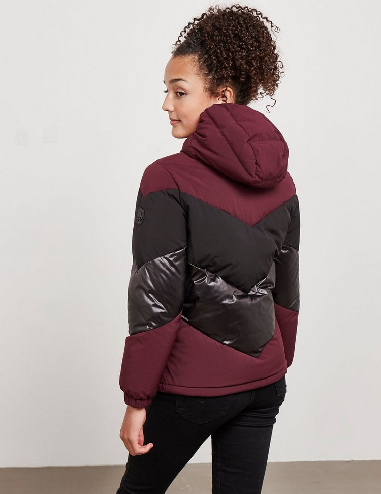 Moose Knuckles Chevron Padded Jacket