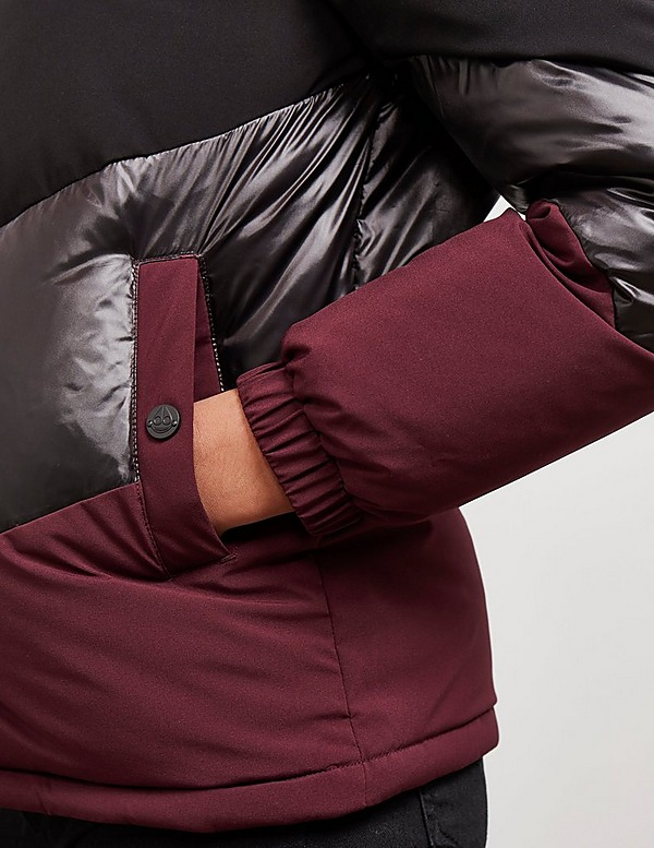Moose Knuckles Chevron Padded Jacket