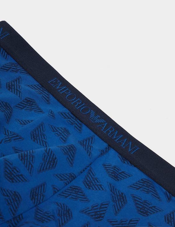 Emporio Armani Loungewear Multi Eagle Boxer Shorts