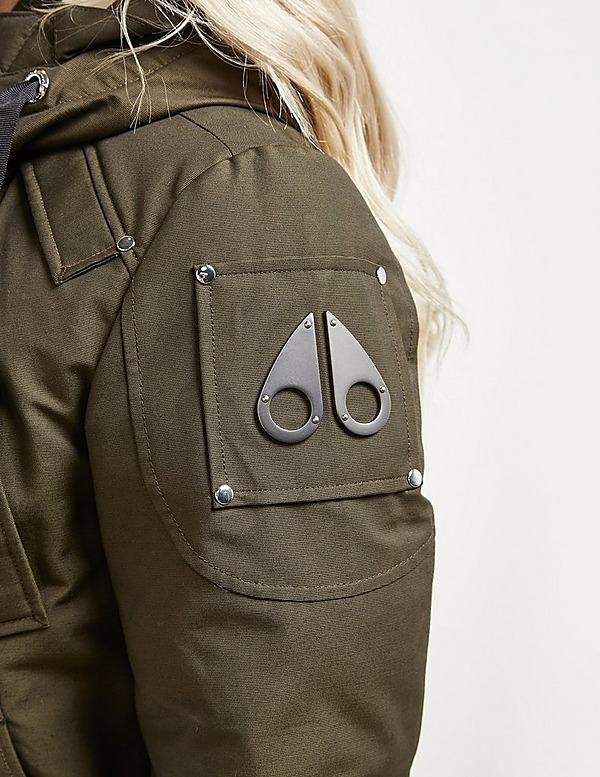 Moose Knuckles Lejeune Bomber Jacket