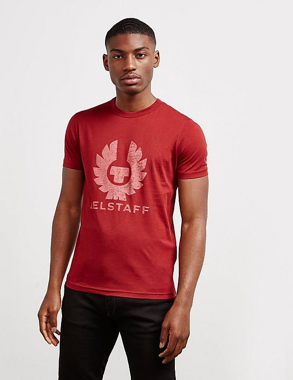 Belstaff Wreath Short Sleeve T-Shirt