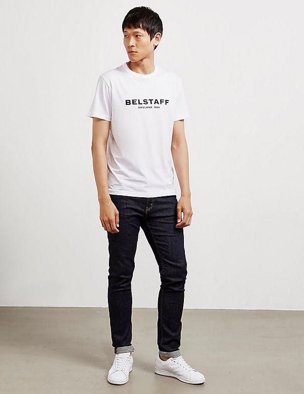 Belstaff Classic Logo Short Sleeve T-Shirt
