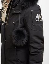 Moose Knuckles Stirling Long Padded Jacket