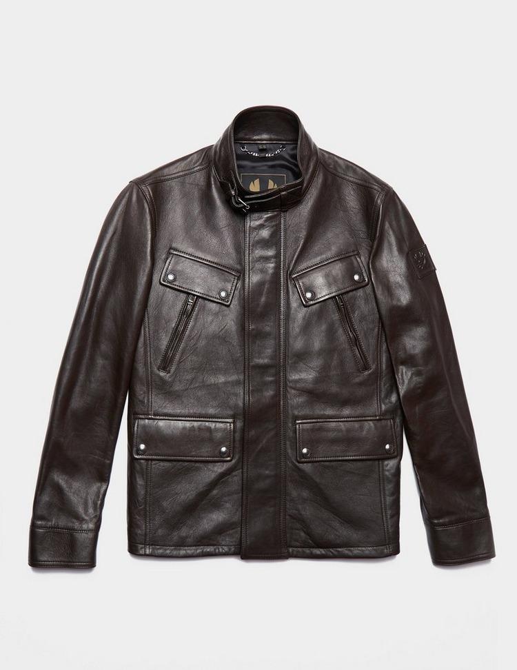 Belstaff Leather Jacket