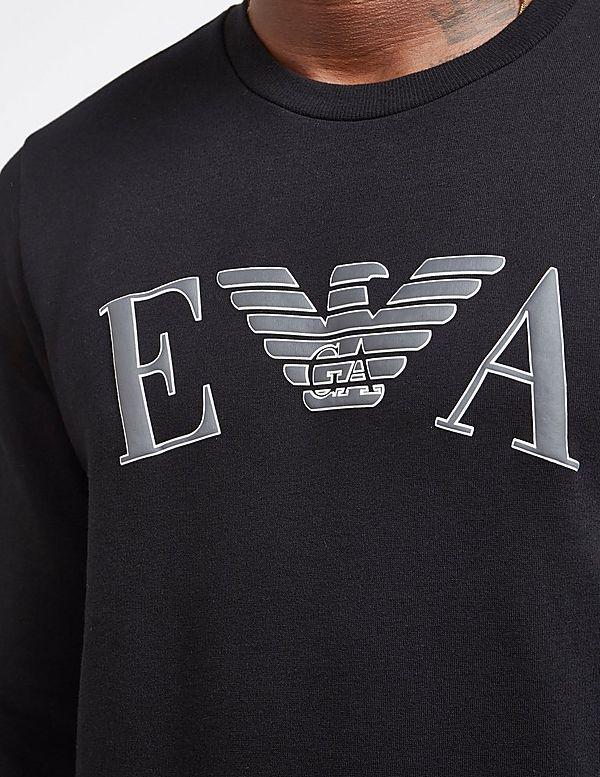 Emporio Armani Embossed Logo Sweatshirt