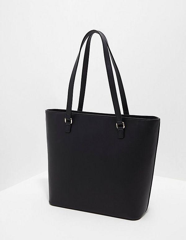 Love Moschino Chain Zip Tote Bag