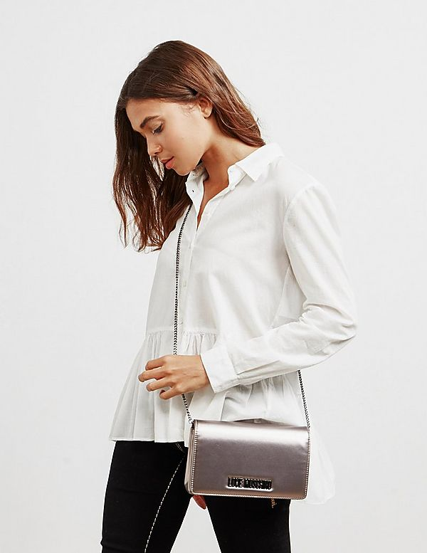 Love Moschino Shoulder Chain Bag