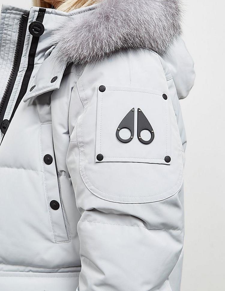 Moose Knuckles Anguille Padded Down Jacket