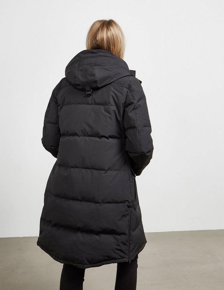 Moose Knuckles Bonaventure Hooded Parka Jacket