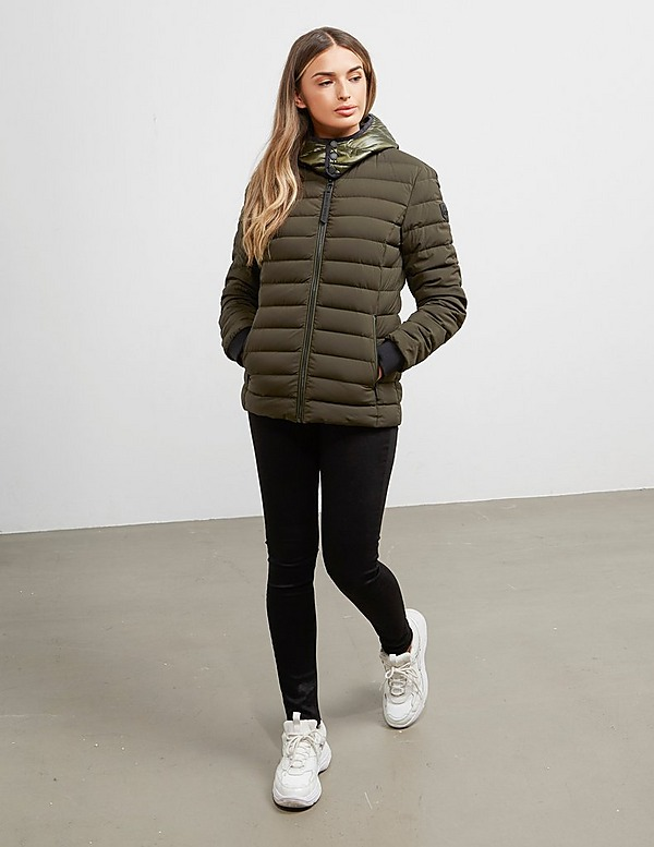Moose Knuckles Felicite Shiny Jacket