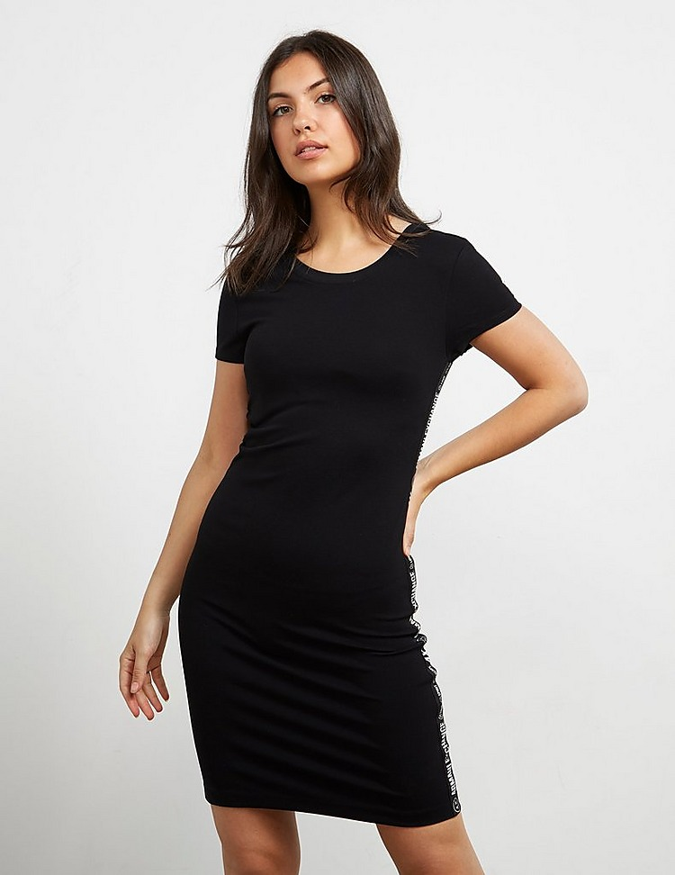 Armani Exchange Mid Jersey Dress