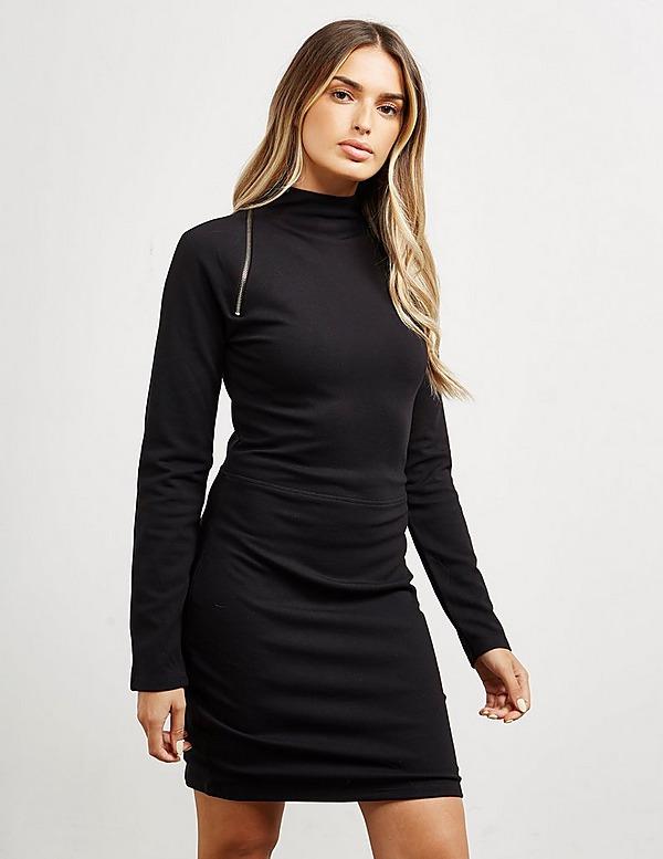 Armani Exchange Zip Dress