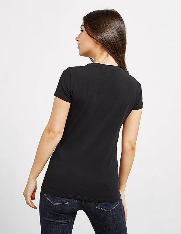 Armani Exchange Script Short Sleeve T-Shirt