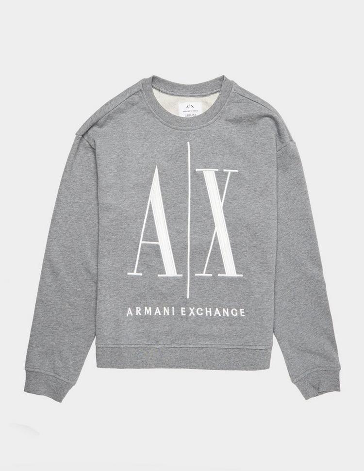 Armani Exchange Large Logo Sweatshirt