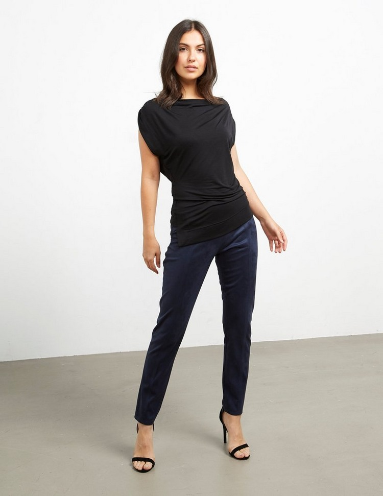 Armani Exchange Suede Leggings